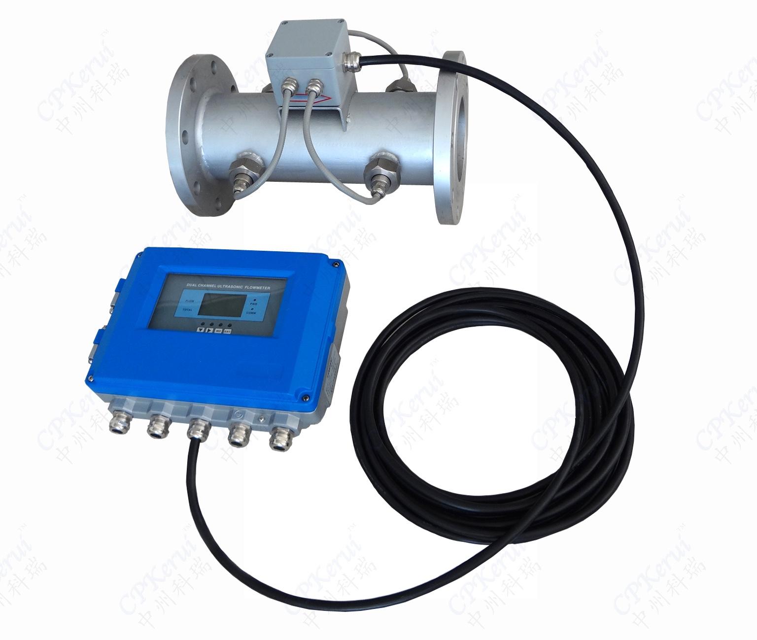 CPK-200SS 管段分体式 双声道超声波流量计 DN350~DN1000